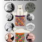 Presidents and Counting Coins Smart Notebook