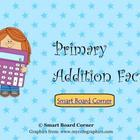 Addition Facts Primary Smart Board Lesson
