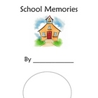 Primary End of Year School Memory Book