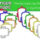 Primary Loopty Loop Frames