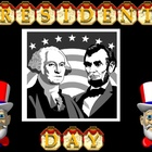 Primary President's Day Powerpoint Lesson and interactive quiz