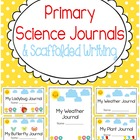 Science Journals for the Primary Classroom