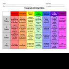 Primary Writing Rubrics