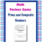 Prime and Composite Numbers Practice Game