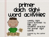 Primer Sight Words Program