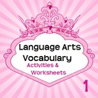 Princess Vocab package! A supplement for AOP Monarch and S