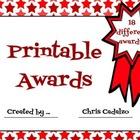 Printable Award Certificates