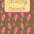 Printable ESL Book: Crunchy Crunch (K-1st-2nd grade students)
