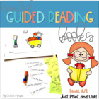 Printable Guided Reading Books - DRA Level 1