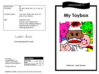 PRINTABLE GUIDED READING BOOKS- LEVEL 6 DRA - TeachersPayTeachers.com