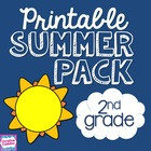 Printable Common Core Summer Packet - Grade 2