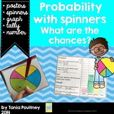Probability Spinners- What are the Chances?