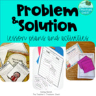 Problem and Solution Mini Packet