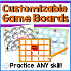 Programmable Game Boards: 3 Different Game Sets for K-1, 2