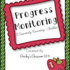 Progress Monitoring: A Quarterly Recording Checklist