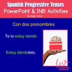Spanish Progressive Tenses or Gerund PowerPoint