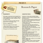 Project: Research Paper