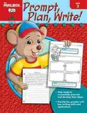 Prompt, Plan, Write! Grade 3