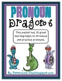 Pronoun Dragons