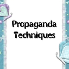 Propaganda Techniques Powerpoint- Butterflies- 14 Slides