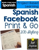 Spanish Facebook Templates