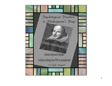 Psychological Disorders in Shakespeare's Plays  (CCSS Aligned)