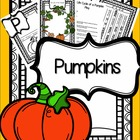 Pumpkin Activities and Informative Text
