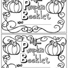 Pumpkin Booklet (Lexile Leveled Passages and Activities)