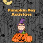 Pumpkin Day Packet