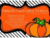 Pumpkin Exploration Stations