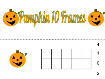 Pumpkin Number ID Center