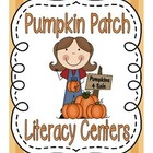 Pumpkin Patch Literacy Center