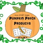 Pumpkin Patch Products Colorboards