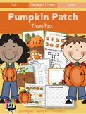 Pumpkin Patch Theme Pack