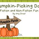 Pumpkin Picking Day: Fiction and Non-Fiction Fun
