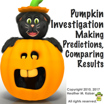 Pumpkin Predictions