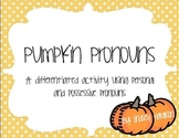 Pumpkin Pronouns