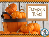 Pumpkin Time {Nonfiction & Literacy Unit}