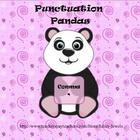 Punctuation Panda Comma Smart Board Lessons