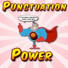 Punctuation Power - Superheroes Poster Pack (UK Version)