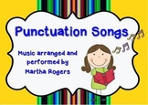 Punctuation Songs