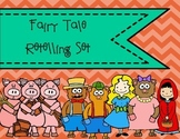 Puppets and Pieces: Fairy Tale Retelling: