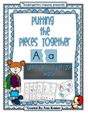 Putting the Pieces Together: Matching Upper and Lowercase Letters