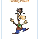 Puzzling Percent (Fraction Decimal Percent Conversion)