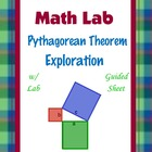 Pythagorean Theorem Exploration Math Lab