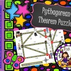 Pythagorean Theorem Real-World Examples Fun Map Activity