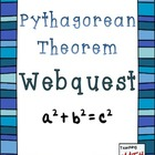 Pythagorean Theorem Webquest