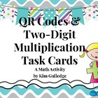QR Code & 2-Digit Multiplication - 4.NBT.5