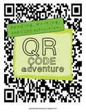 QR Code: Adventure!  Analyze and Evaluate Information:  Re