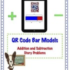 QR Code Bar Model Activity